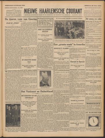 Nieuwe Haarlemsche Courant 1933-07-25