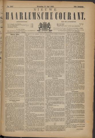 Nieuwe Haarlemsche Courant 1893-06-21
