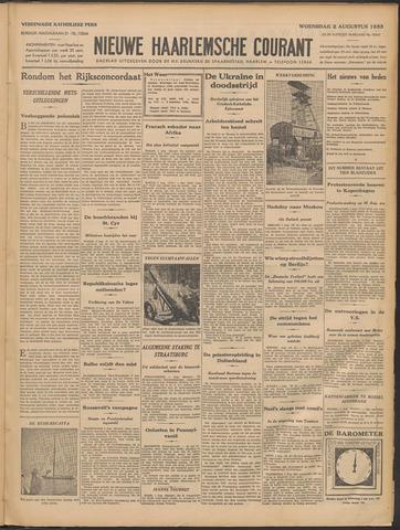 Nieuwe Haarlemsche Courant 1933-08-02