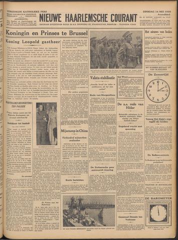 Nieuwe Haarlemsche Courant 1935-05-14