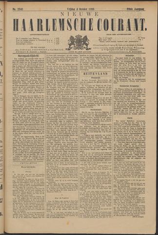 Nieuwe Haarlemsche Courant 1895-10-04