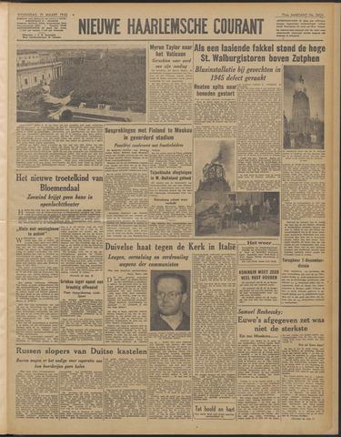 Nieuwe Haarlemsche Courant 1948-03-31