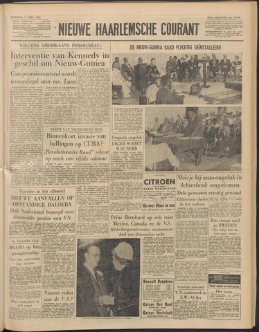 Nieuwe Haarlemsche Courant 1961-04-08