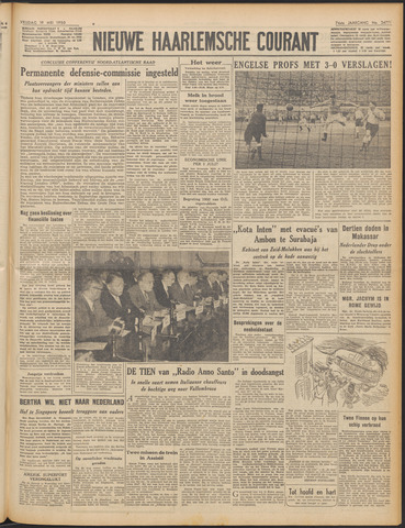 Nieuwe Haarlemsche Courant 1950-05-19