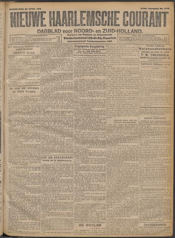 Nieuwe Haarlemsche Courant 1915-04-22