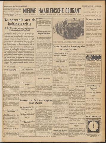 Nieuwe Haarlemsche Courant 1939-07-01