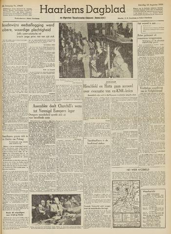 Haarlem's Dagblad 1950-08-12