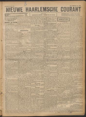 Nieuwe Haarlemsche Courant 1921-07-30