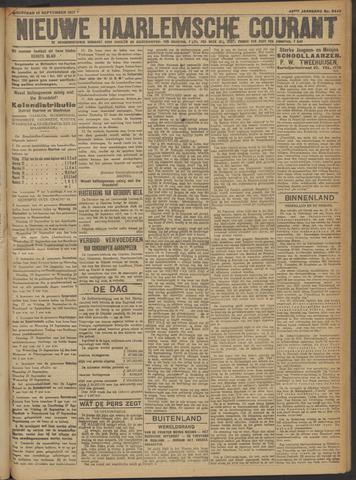 Nieuwe Haarlemsche Courant 1917-09-19