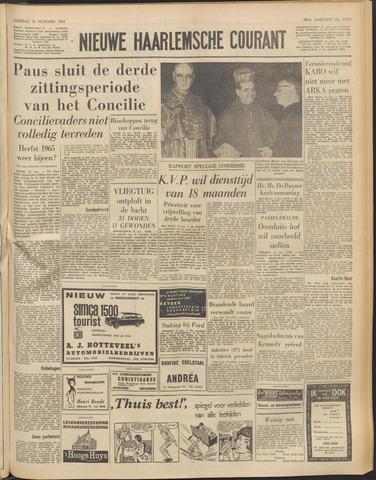Nieuwe Haarlemsche Courant 1964-11-21