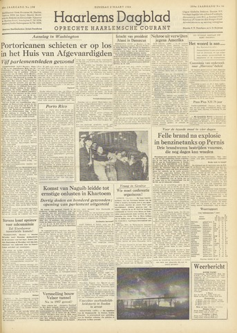 Haarlem's Dagblad 1954-03-02