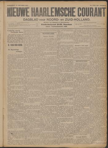 Nieuwe Haarlemsche Courant 1907-10-16