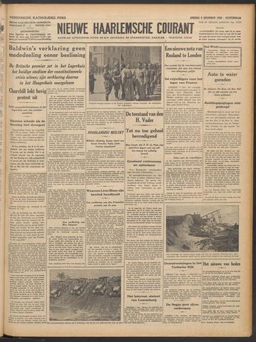 Nieuwe Haarlemsche Courant 1936-12-08