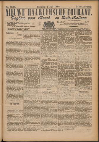 Nieuwe Haarlemsche Courant 1906-07-02