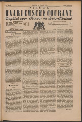 Nieuwe Haarlemsche Courant 1899-10-26