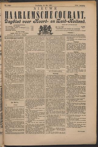 Nieuwe Haarlemsche Courant 1901-05-30