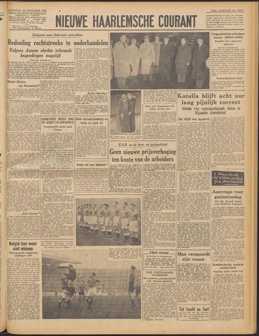 Nieuwe Haarlemsche Courant 1948-11-22