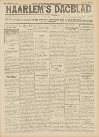 Haarlem's Dagblad 1926-05-28
