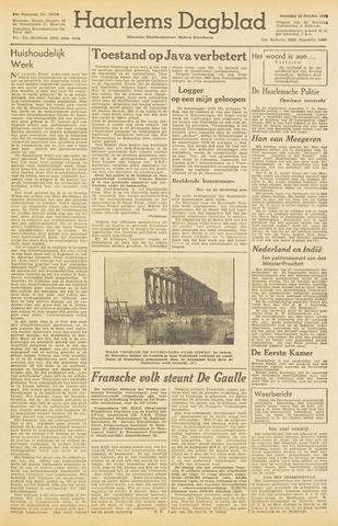 Haarlem's Dagblad 1945-10-22