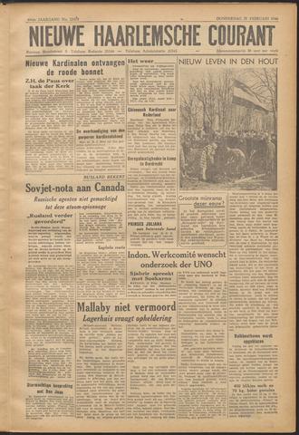Nieuwe Haarlemsche Courant 1946-02-21