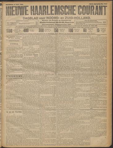 Nieuwe Haarlemsche Courant 1910-10-17