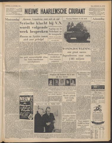 Nieuwe Haarlemsche Courant 1957-10-19