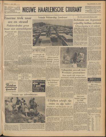 Nieuwe Haarlemsche Courant 1960-06-07