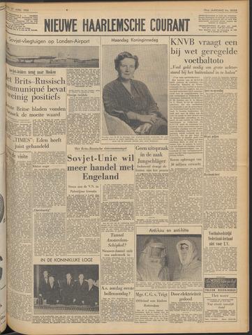 Nieuwe Haarlemsche Courant 1956-04-27