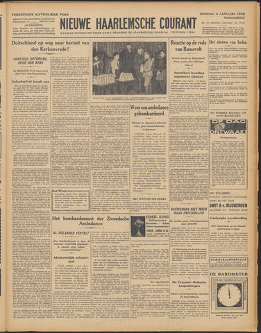 Nieuwe Haarlemsche Courant 1936-01-05