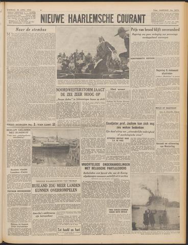 Nieuwe Haarlemsche Courant 1950-04-25
