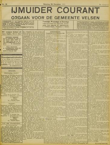 IJmuider Courant 1921-12-24
