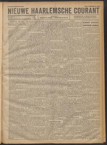 Nieuwe Haarlemsche Courant 1920-08-06