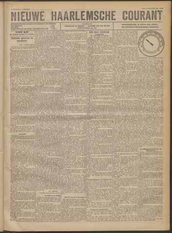 Nieuwe Haarlemsche Courant 1922-03-08