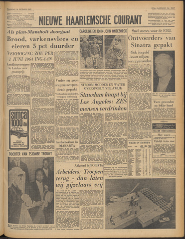 Nieuwe Haarlemsche Courant 1963-12-16