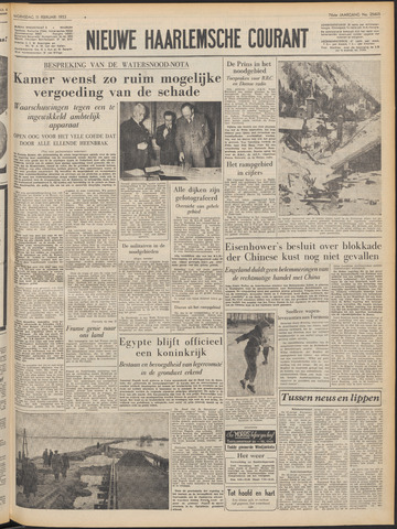 Nieuwe Haarlemsche Courant 1953-02-11