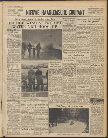 Nieuwe Haarlemsche Courant 1954-01-04