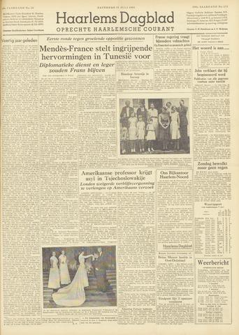 Haarlem's Dagblad 1954-07-31