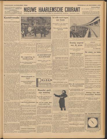 Nieuwe Haarlemsche Courant 1935-12-25