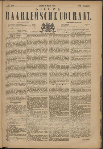 Nieuwe Haarlemsche Courant 1893-03-05