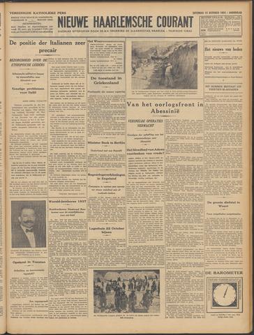 Nieuwe Haarlemsche Courant 1935-10-12