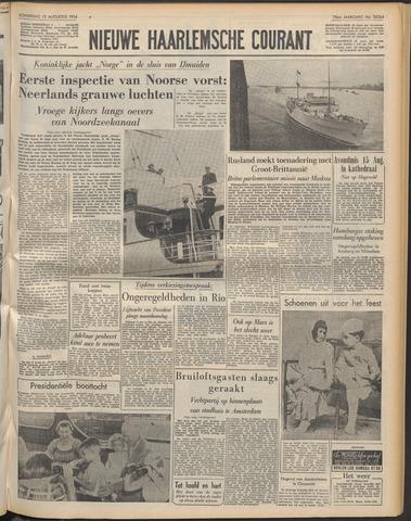 Nieuwe Haarlemsche Courant 1954-08-12