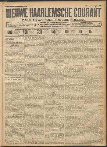 Nieuwe Haarlemsche Courant 1912-02-15