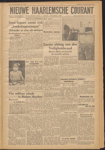 Nieuwe Haarlemsche Courant 1946-01-18