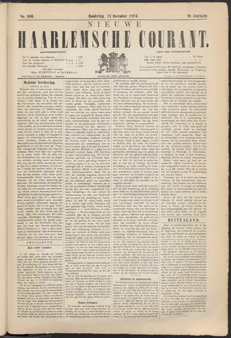 Nieuwe Haarlemsche Courant 1884-12-11