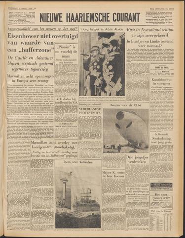 Nieuwe Haarlemsche Courant 1959-03-05