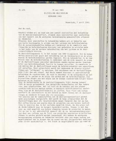 Raadsnotulen Heemstede 1983-05-26