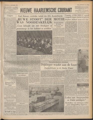 Nieuwe Haarlemsche Courant 1953-11-09