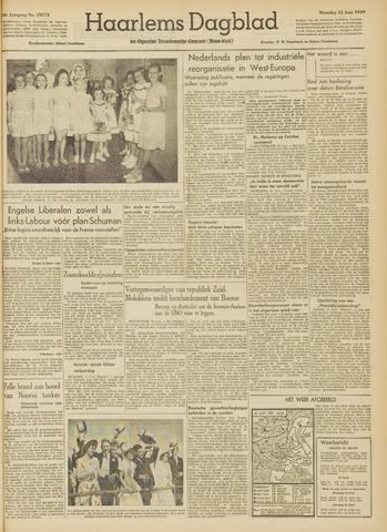 Haarlem's Dagblad 1950-06-12