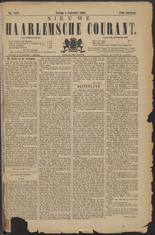 Nieuwe Haarlemsche Courant 1889-09-08