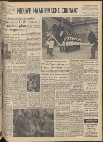 Nieuwe Haarlemsche Courant 1957-05-14